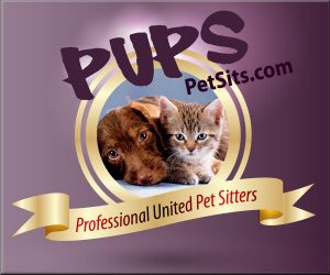 Member of Professional United Pet Sitters